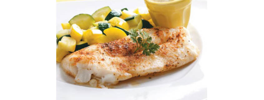 orange roughy is available at Buehler's seafood department