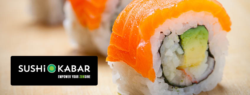 Sushi Kabar now at Buehler's