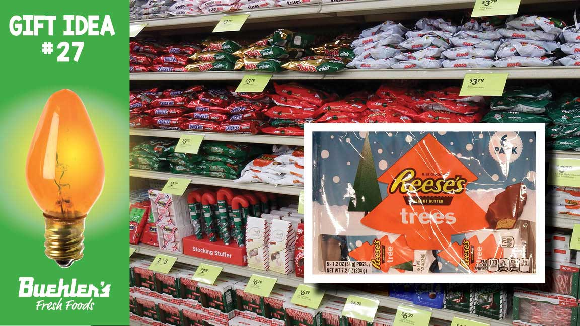 Christmas Candy at Buehler's
